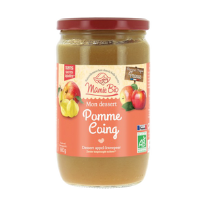 Compote pommes coing Bio (680g) (4567411720277)