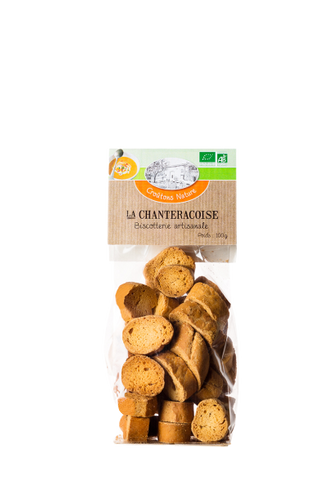Croutons nature Bio (100g)