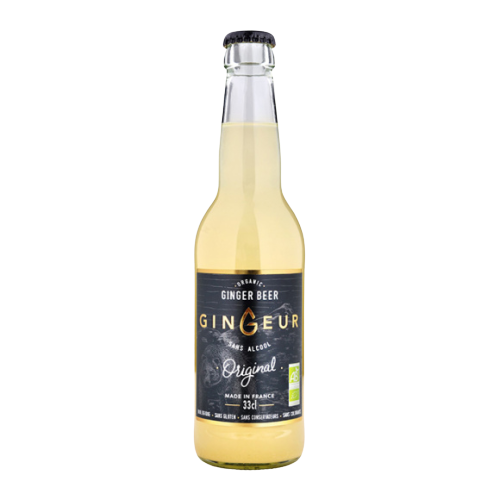 Ginger beer Bio (33cl) (4484108976213)