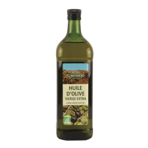 Huile d'olives vierge extra Bio (1l) (4347412054101)