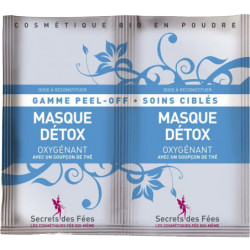 Masque peel off détox (2x8g) (4667505147989)