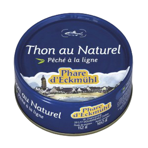 Thon au naturel (160g) (4622533820501)