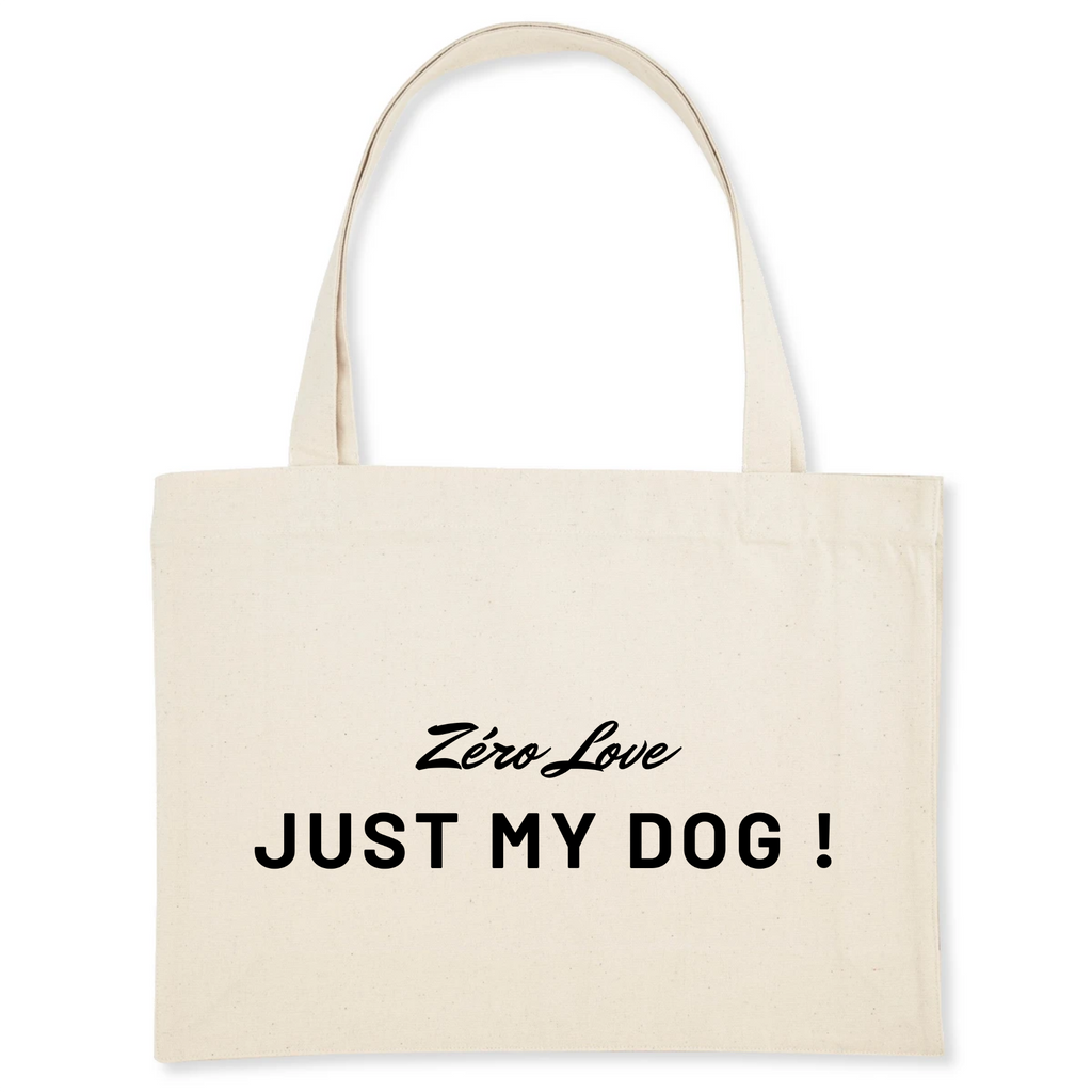 Shopping Bag Just My Dog