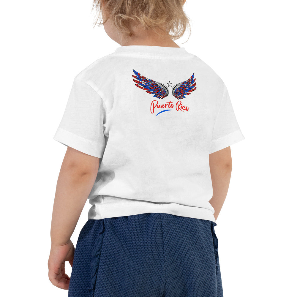 Toddler T-Shirt Puerto Rico Despertar Taino