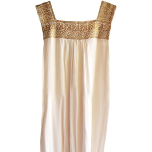 Golden Bird Dress