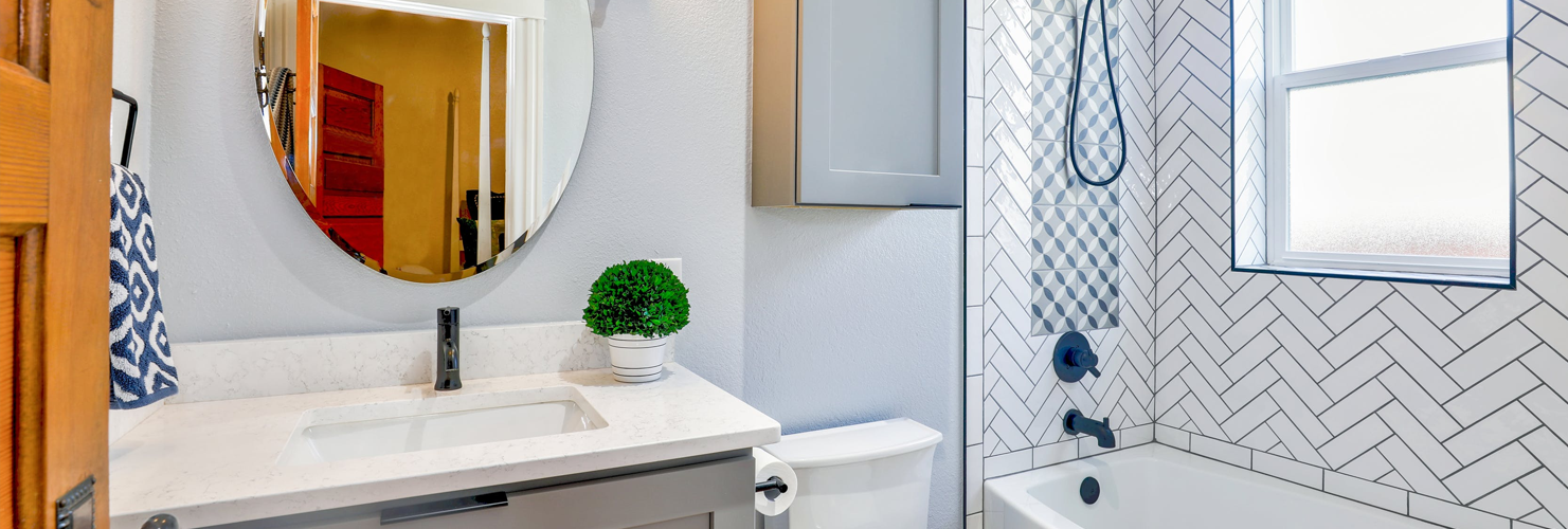 Five bathroom fittings you should consider installing