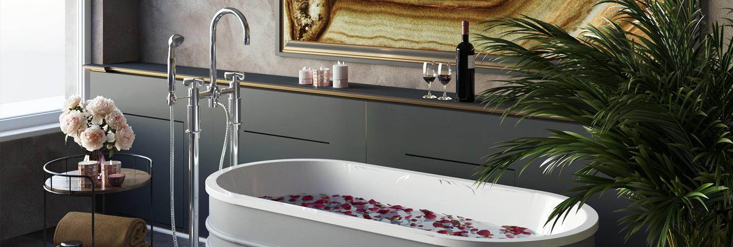 How to choose the perfect free standing bath