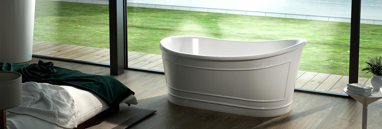 What to consider before installing freestanding baths