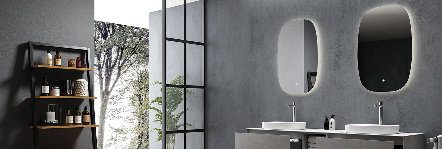 LED bathroom mirrors: our top five picks