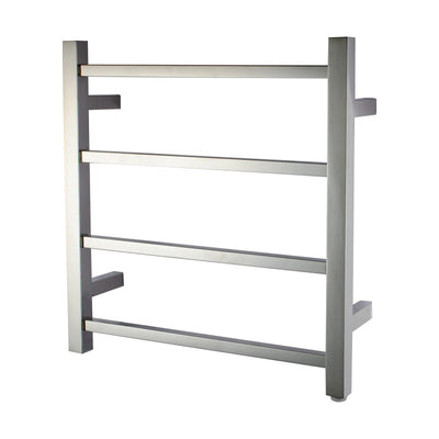 4 Bar Heated Towel Rail Chrome