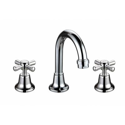 Whitehall EZY Clean Basin Set Swivel