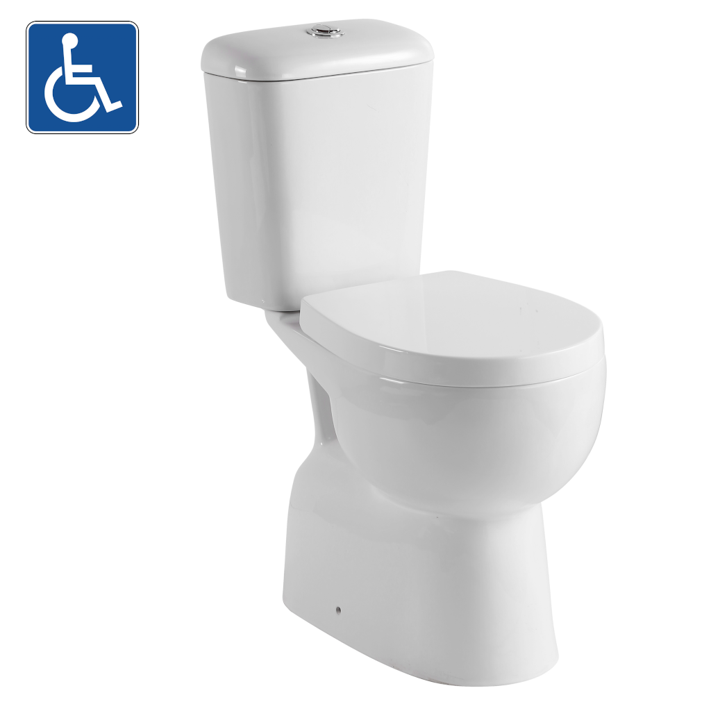 Amber Disability Toilet Suite