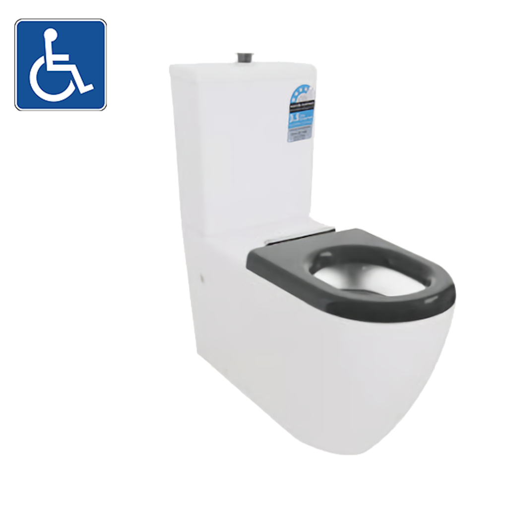 ASTA Care Rimless Toilet Suite