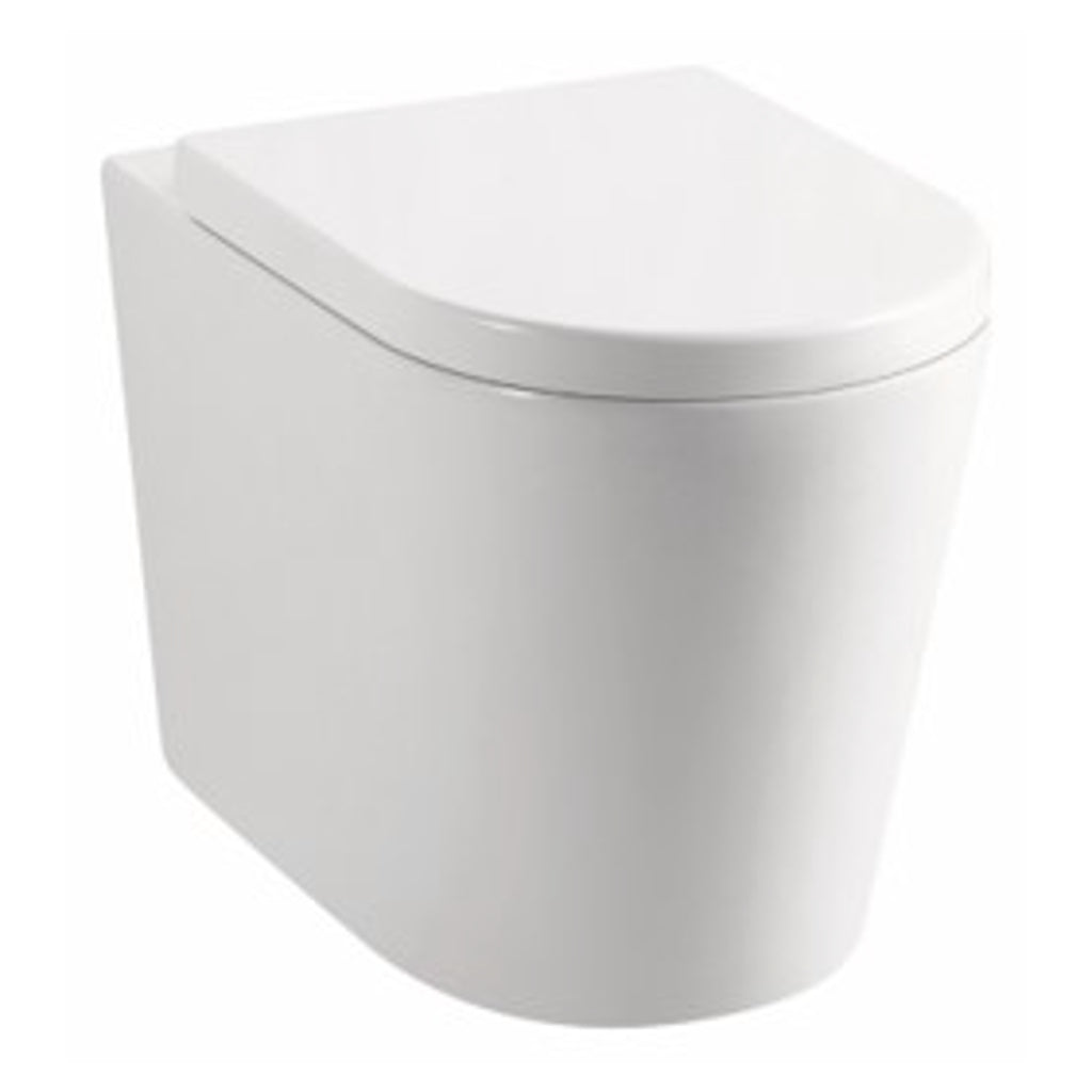 Avery Back to Wall Toilet Pan