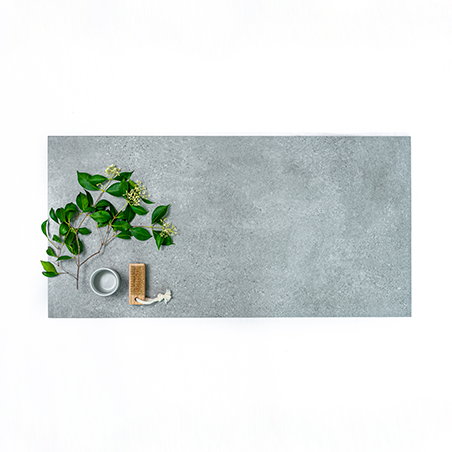 Full Body Outdoor Tiles Amazon Grey 300x600
