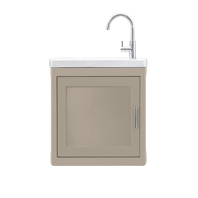 BURNLEY 500x260 Room Basin & Vanity Unit Nutmeg
