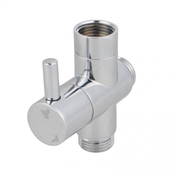 Brass Toilet Bidet Spray Diverter only