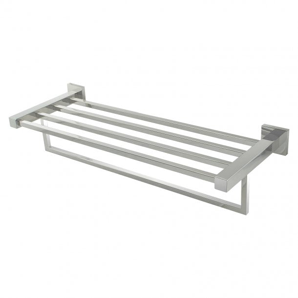 BLAZE Chrome Towel Rack 600mm