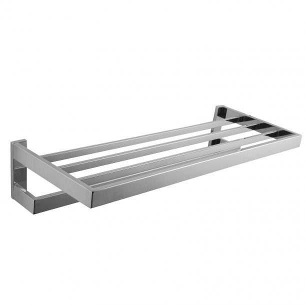 SERA Chrome Double Towel Holder 600mm