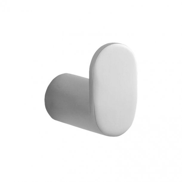 RUSHY Chrome Round Robe Hook