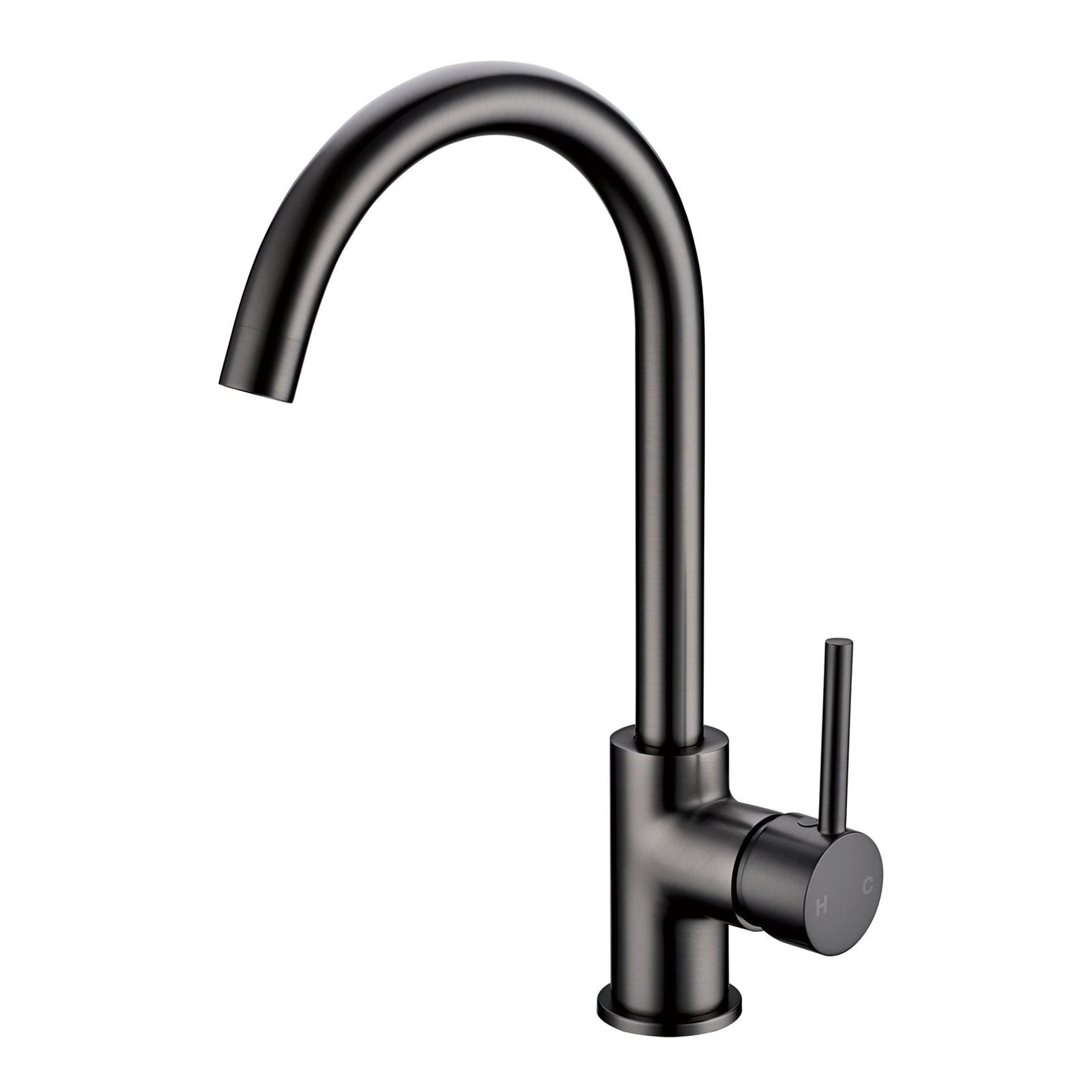 Pentro Gun Metal Grey Kitchen Mixer