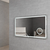 Inspire Bathware BOSTON Rectangle LED Mirror with Magnifying Mirror 1200mm