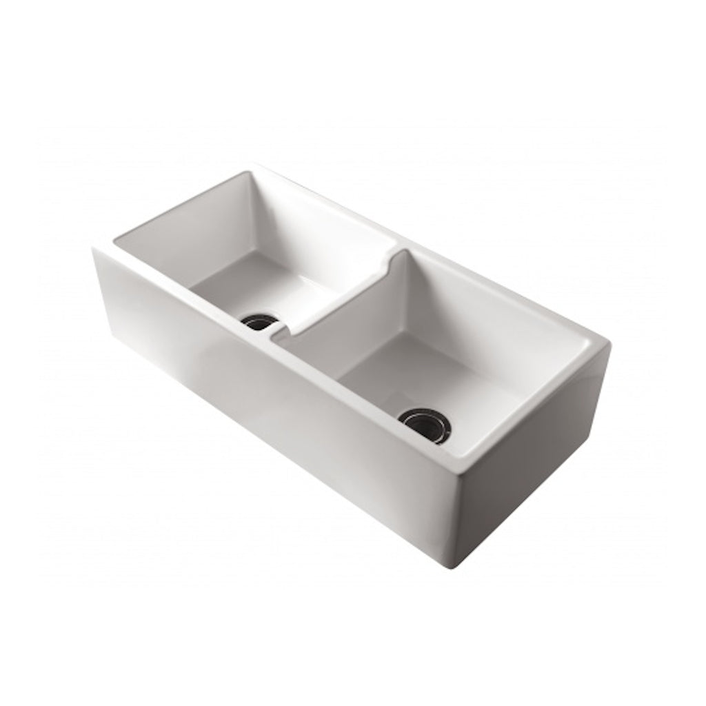 PATRI series Double bowl butler sink