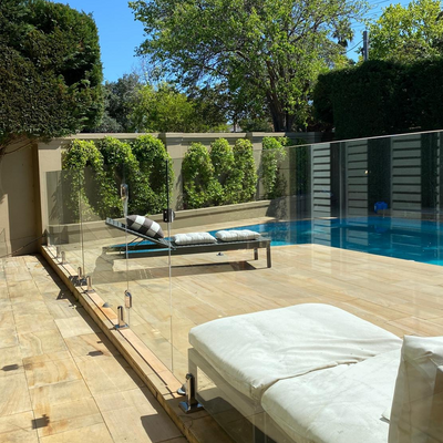 ASG Pool Glass Fencing