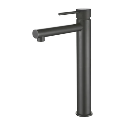 Inspire Bathware ROUL Tall Basin Mixer Gun Metal