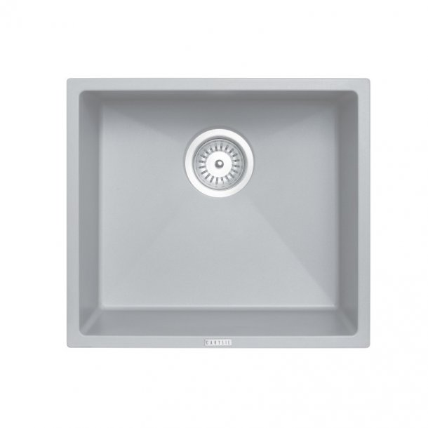 CARYSIL MAGIC SALSA Grey Granite Kitchen Sink 457x406mm