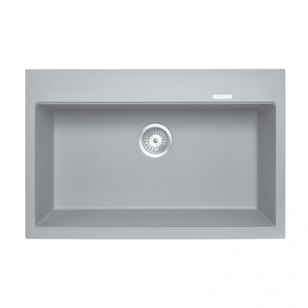 CARYSIL WALTZ Grey Granite Kitchen Sink 780x510mm