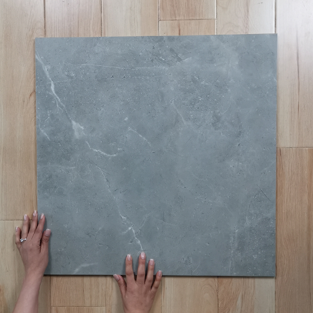 Matte Porcelain Tiles Dusk Grey 600x600 (4 Pieces/Box)