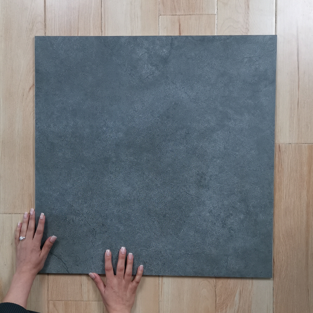Matte Porcelain Tiles Oxide Grey 600x600 (4 Pieces/Box)