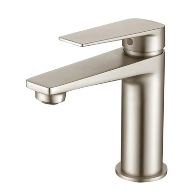 Inspire Bathware ZEVIO Basin Mixer Brushed Nickel