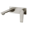 Inspire Bathware ZEVIO Bath/Basin Mixer Brushed Nickel