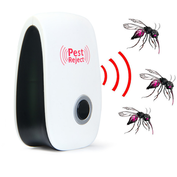 Ultrasonic Mouse Bug Pest Repeller Mosquito Insect Cockroach Electronic Rejector - BoardwalkBuy - 5