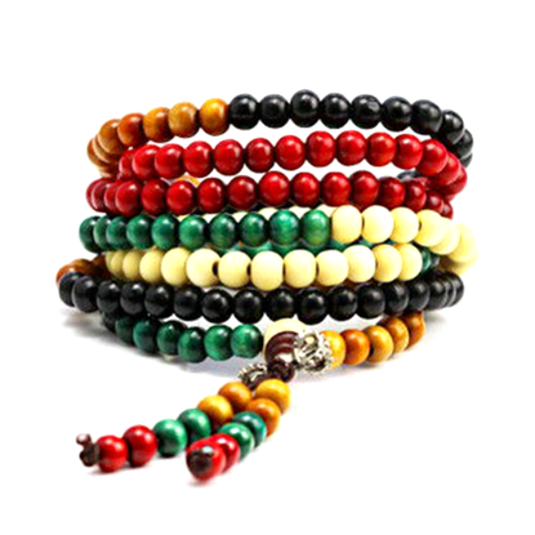 2 - in - 1 Buddha Bead Wrap - Florence Scovel - 1