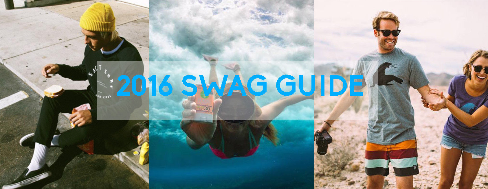 The Best Surf Clothing & Gear For 2016