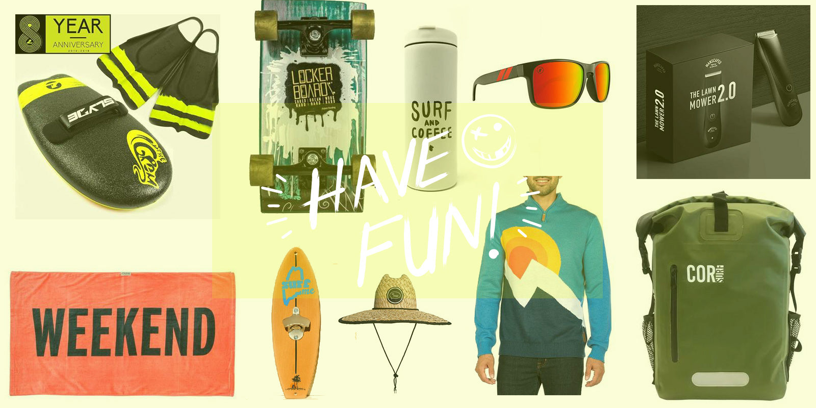 Gear Inspiration 11 Epic Gift Ideas From Southern California Brands