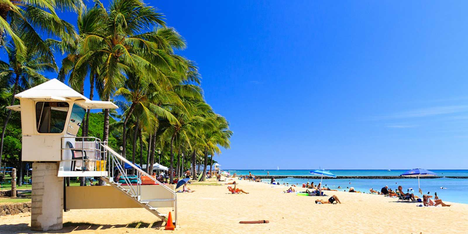 Hawaii 1st US State to Ban Sunscreens Containing chemicals oxybenzone and octinoxate