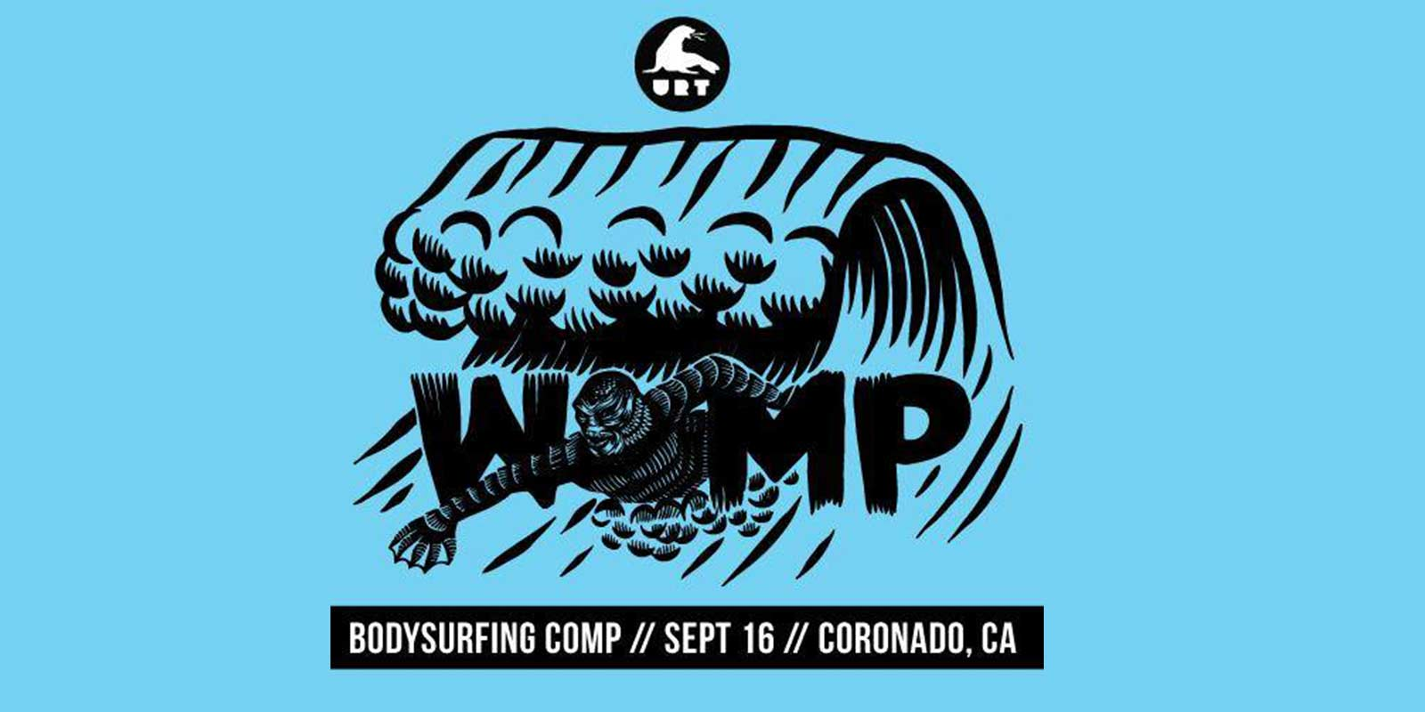 Newly Announced URT Bodysurfing & Handboard Competition Sept Coronado California