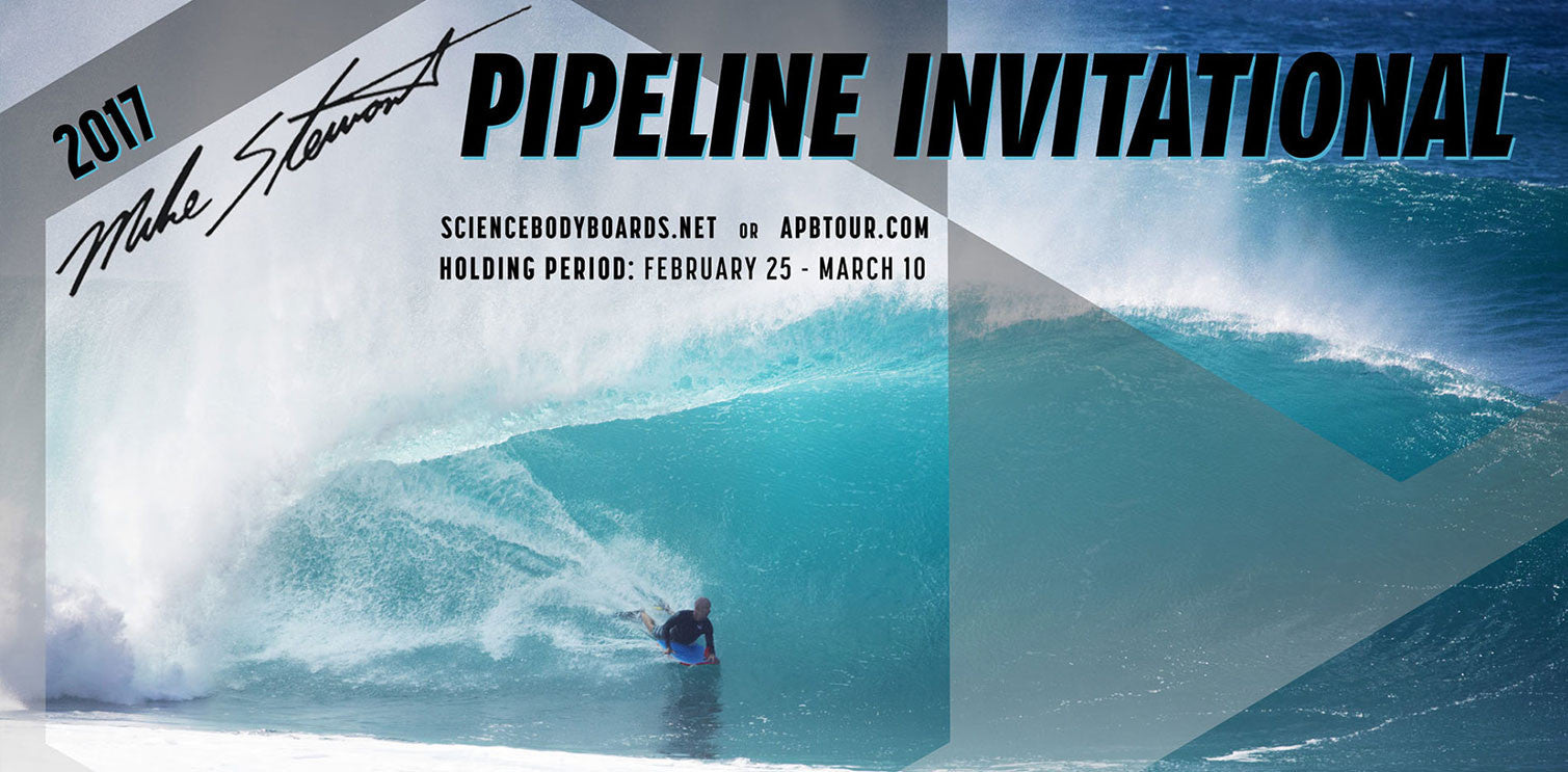 Mike Stewart Pipeline Invitational Meets Carlos of Canada