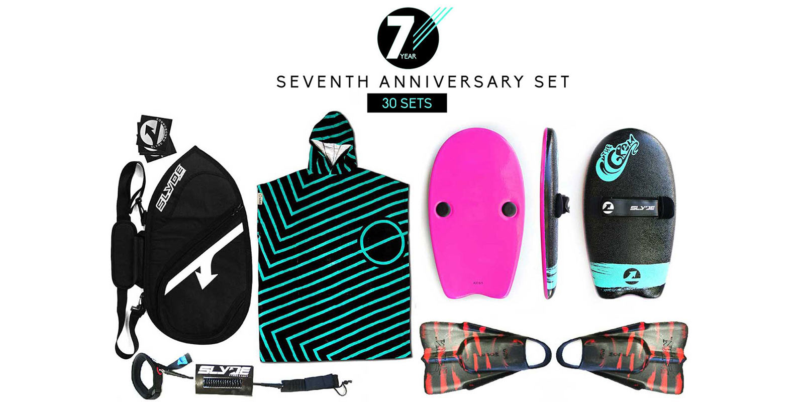 Slyde Handboards 7 Year Anniversary Celebration