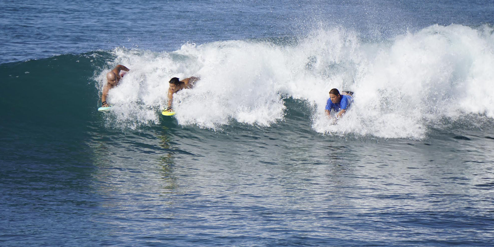 Slyde Handboards Customers: Share With Us Their Surfing Experience Pre-Handboarding