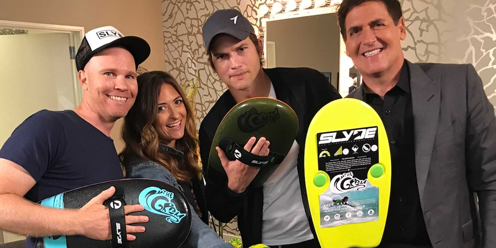 Slyde Handboards Returns To Shark Tank Season 10 on ABC