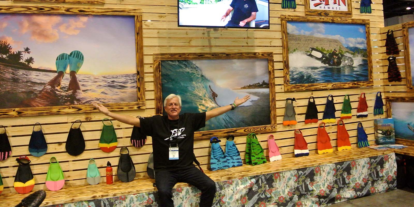Surf Expo Booth Checks: 11 Favorite Trade Show Displays To Hit Orlando Jan 2018