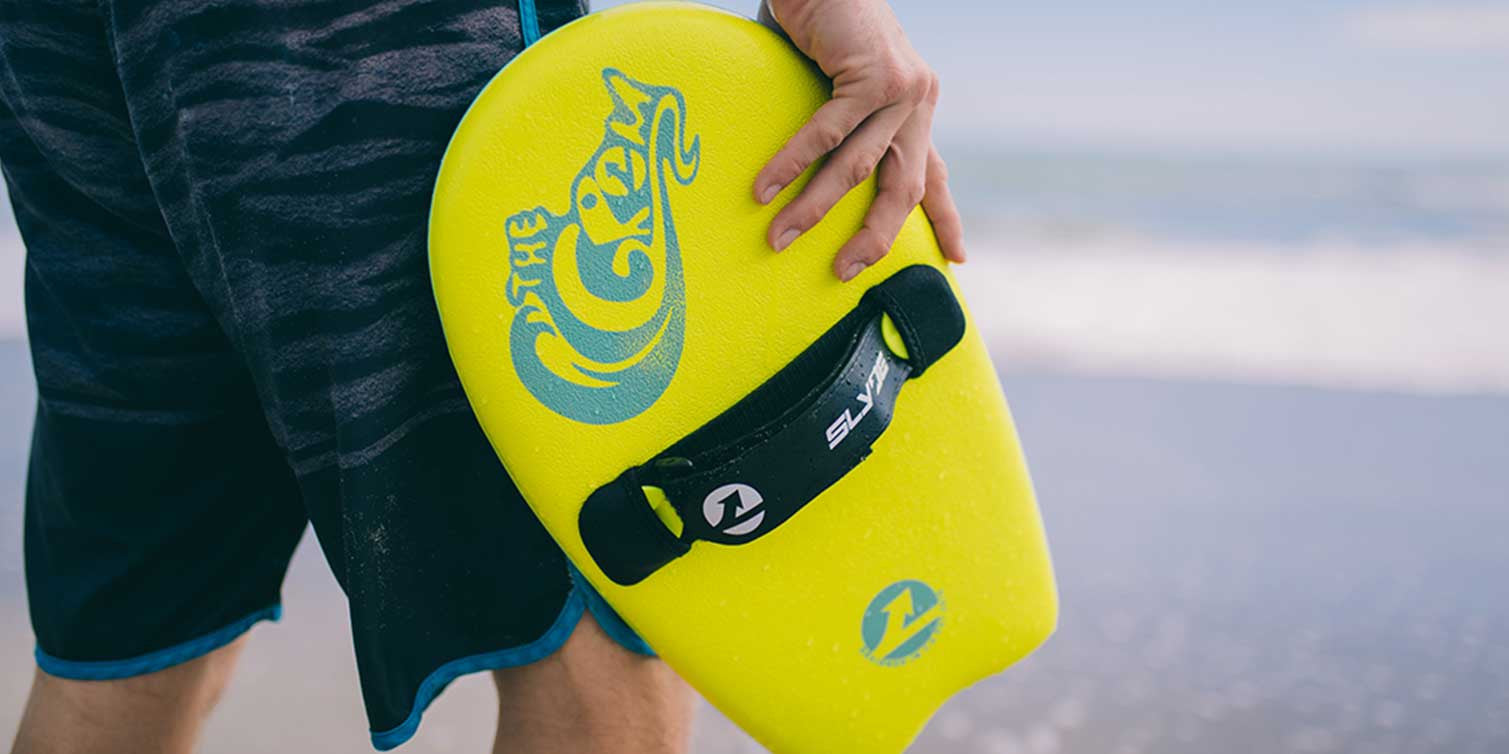 The Grom Soft Top HandBoard: The Shape. The Rider & The Future of Waveriding