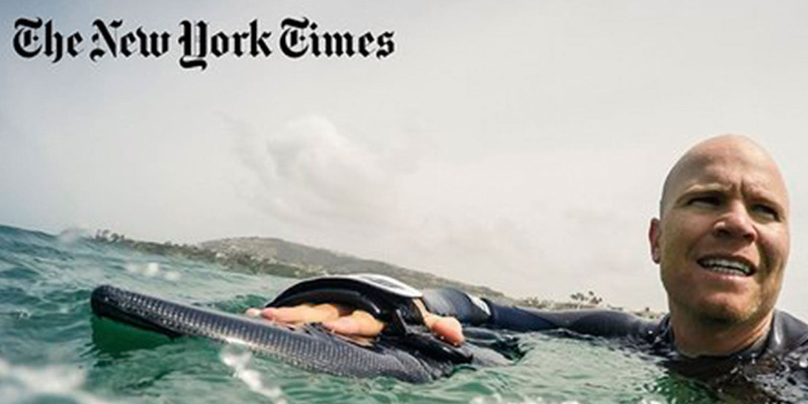The New York Times: Features Slyde Handboards In Entrepreneurship News