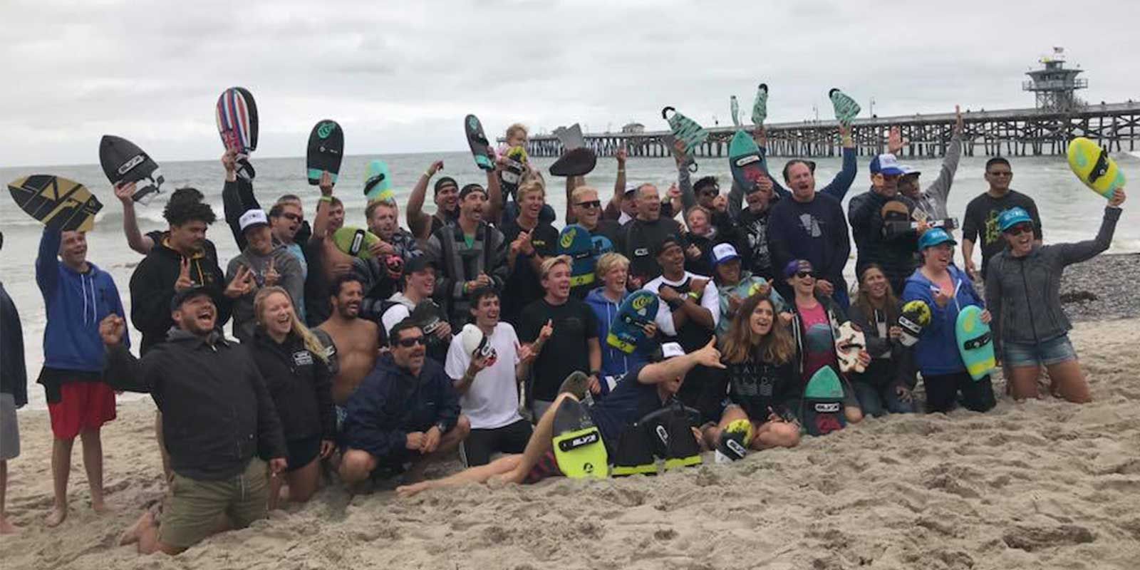 The SlydeFest 2018 Recap Slyde Handboards Charity Competition in San Clemente CA