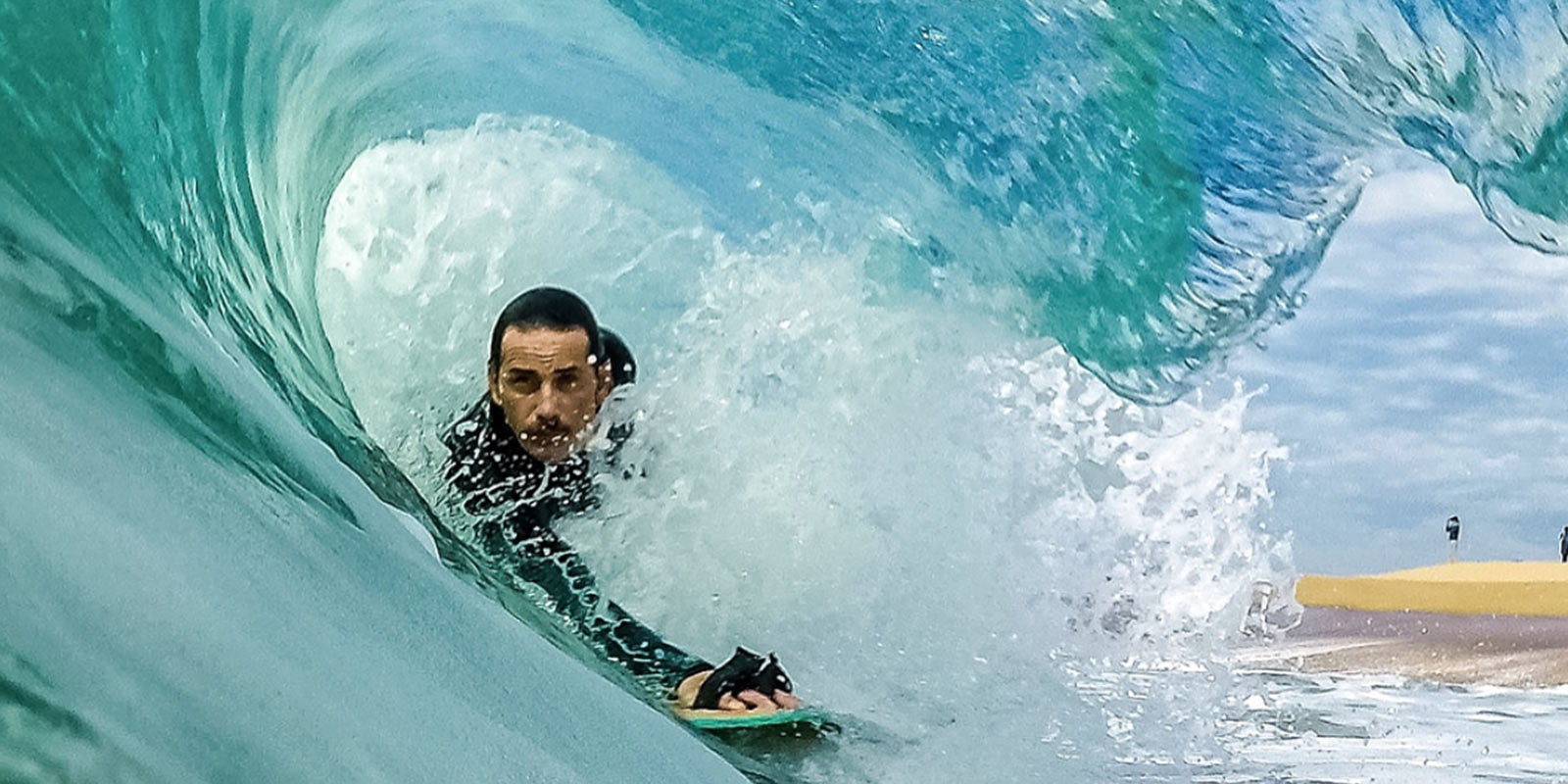 Bodysurfing Community: Vincent Anthony Amendola & The Cheeeheeyewww Heard Around The World
